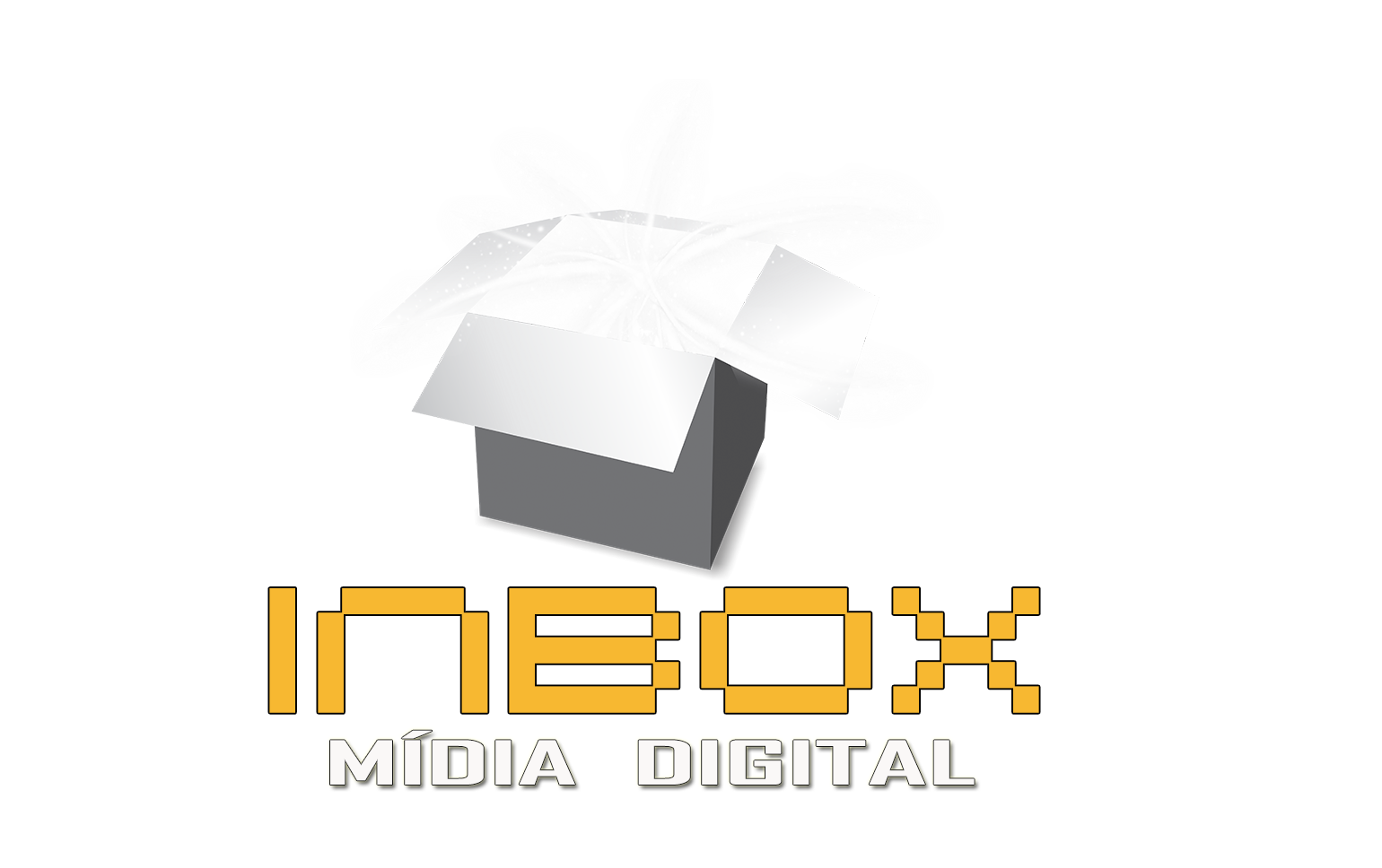 logo inbox mídia digital